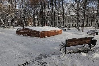 Консервация фонтана на зиму - cometepool.ru